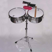 Les timbales
